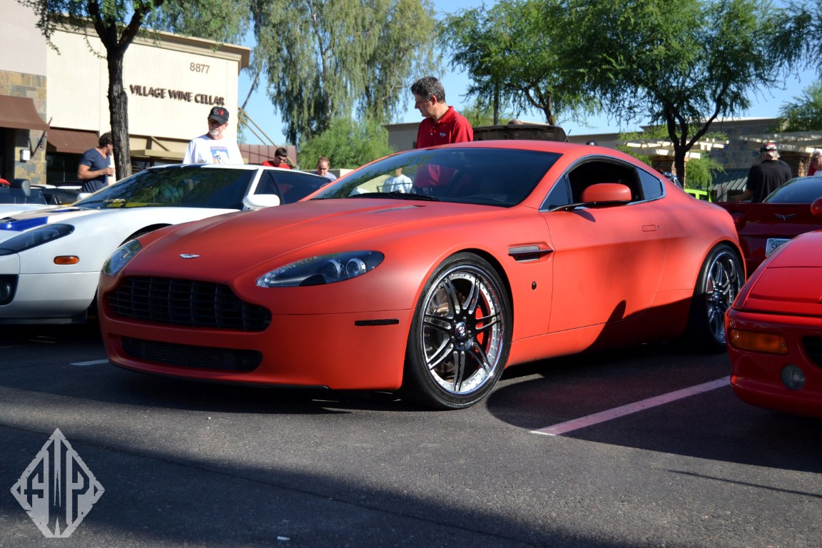 stopped by cars and coffee scottsdale today and took some pics hope